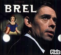 Docteur, je m'appelle Jacques Brel, verrai-je le XXIe siècle ?