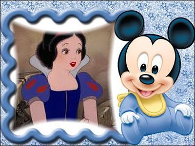 Docteur, je m'appelle Mickey, comment va s'appeler ma femme ?