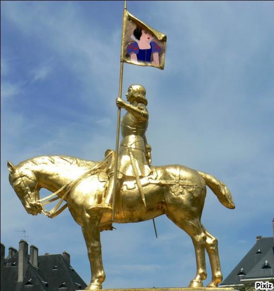 Docteur, je m'appelle Jeanne d'Arc, comment vais-je mourir ?