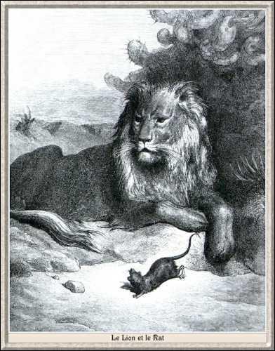 """Julien """"Doré"""" a illustré les Fables de La Fontaine."""