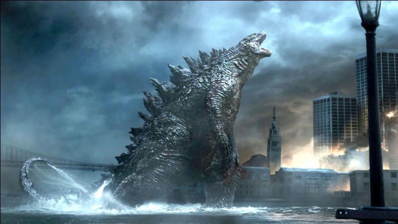 """""""Godzilla"""" est un monstre du cinéma japonais."""