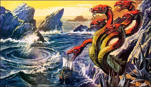 Avant d'être un monstre, Scylla était une autre créature, laquelle ?