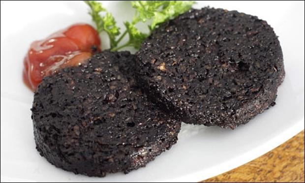 Spécialité anglaise, qu'est-ce que le black pudding ?