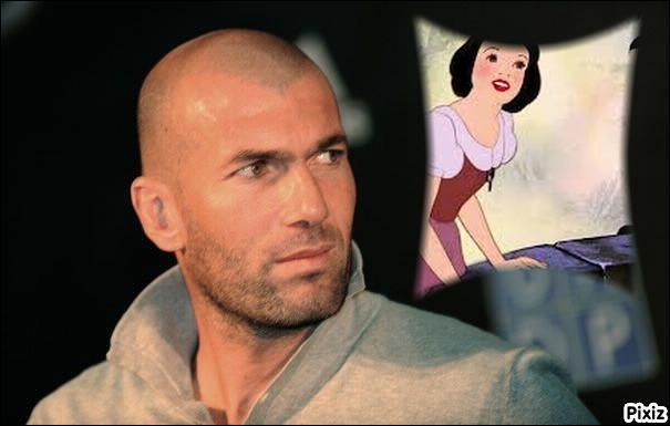 Docteur, je m'appelle Zinédine Zidane, quel sport vais-je pratiquer ?