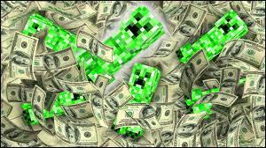 Minecraft est le jeu le plus acheté du monde !