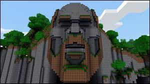 C'est le joueur Sethbling qui a créé ce monument, spécialement pour Notch.