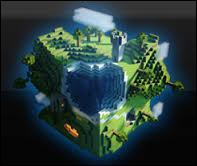 Le monde de Minecraft est infini.