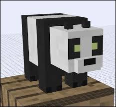 L'idée du panda dans Minecraft a déjà été donnée mais n'a pas été acceptée.
