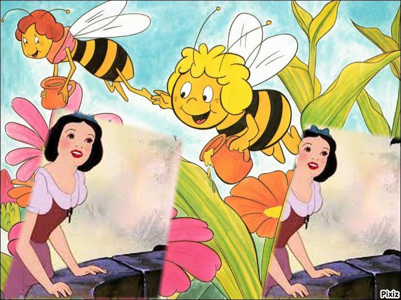 Docteur, je m'appelle Maya l'abeille, comment s'appellera mon meilleur ami, un bourdon ?