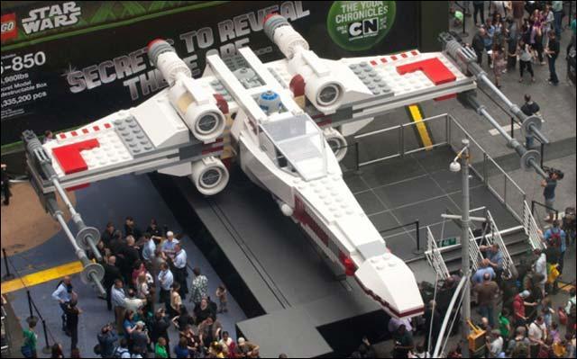 """Comment s'appelle ce vaisseau de combat utilisé dans la saga """"Star Wars"""" ?"""