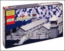 Que représente ce modèle de Lego ?