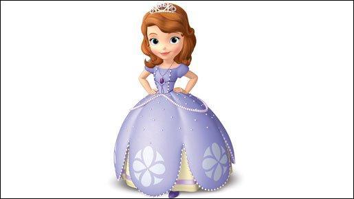 Qui est cette petite princesse ?