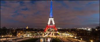 Si je vous dis la tour Eiffel, l'Élysée, l'arc de Triomphe et bien d'autres choses, vous me dites ?