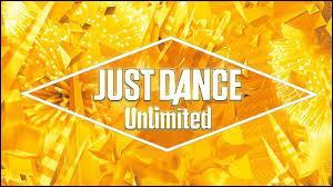 """Sur quelle console le menu """"Just Dance Unlimited"""" n'est-il pas disponible ?"""