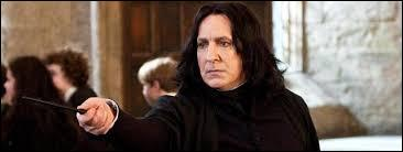 De quelle maison le professeur Rogue est-il le directeur ?