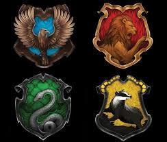 Harry Potter : Les maisons des personnages