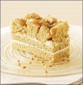 Ce gâteau à l'érable dont les saveurs déboulent dans la bouche s'appelle...