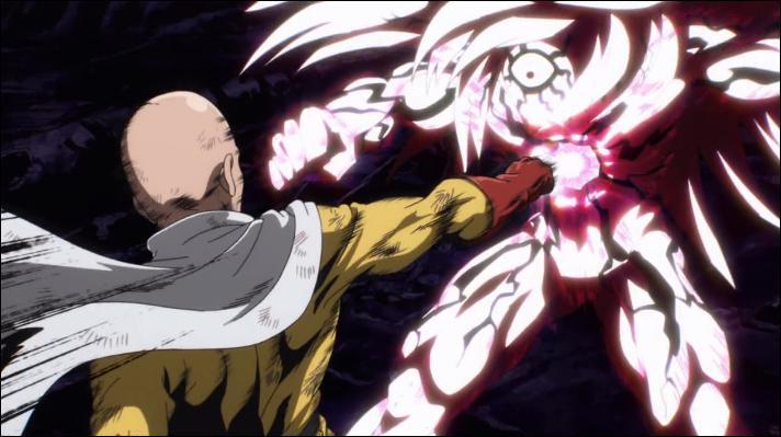 Dans l'anime, le dernier ennemi de Saitama est tué...