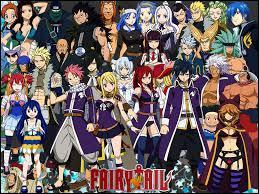 Dans les derniers épisodes sortis en février 2016, comment est nommé Fairy Tail avant que la guilde soit créée ?