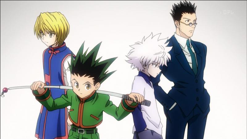 Le nom du personnage principal de cet anime est Gon Freecss.