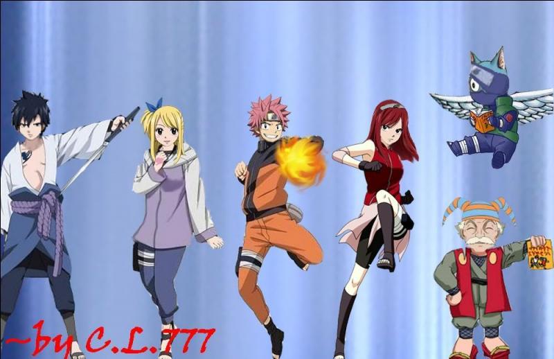 L'équipe 7 est notamment populaire dans cet anime.