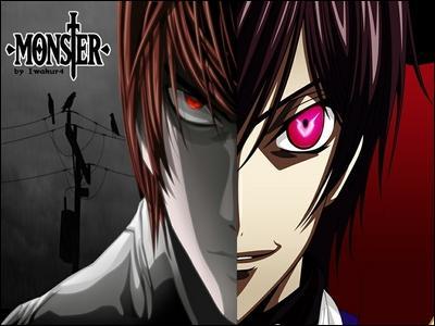 L'œil du personnage principal est son atout.