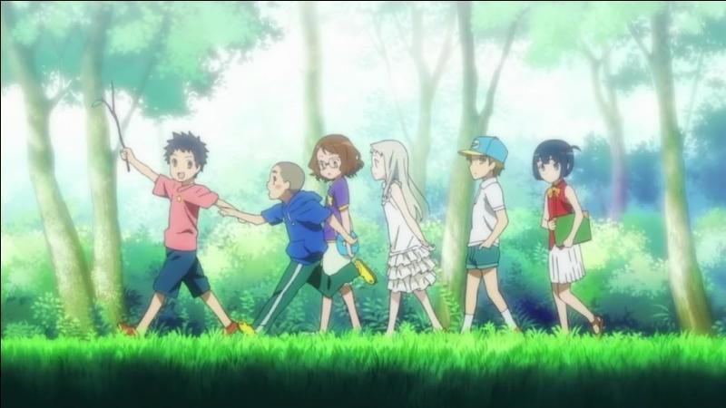 Un seul personnage est mort dans cet anime.