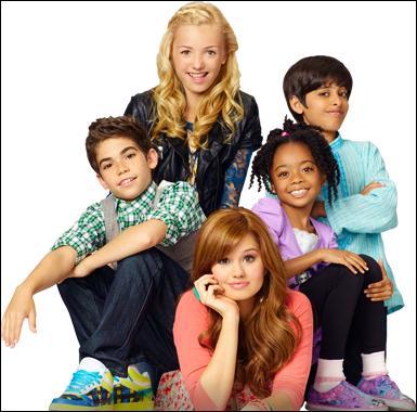 Quel est le nom de famille de ces 4 enfants ?
