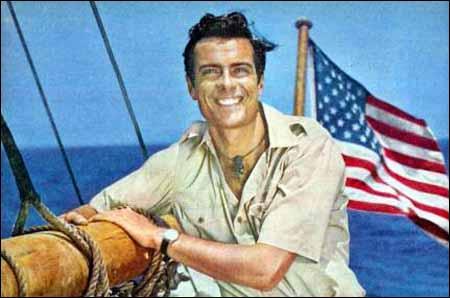 Voilà un capitaine, héros de la série « Aventure dans les îles » et incarné par Gardner McKay, qui connût un grand succès en France au début des années 60. Comment l'appelait-on à bord de sa goélette « Le Tiki » ?