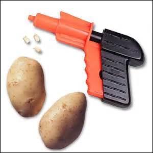 Comment doit être la patate que vous refilez à votre voisin afin de vous débarrasser d'un problème et décliner toute responsabilité ?