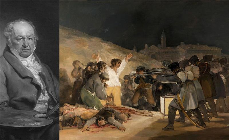« Cette toile est la première grande peinture qui peut être qualifiée de révolutionnaire dans tous les sens du terme : par son style, son sujet et son intention. »