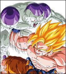 Comment Goku se transforme-t-il en Super Saiyan pour la première fois ?