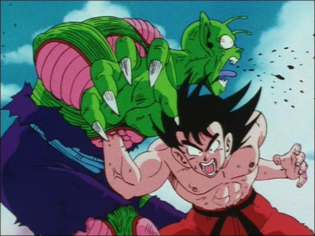 """Dans quel """"Tenkaichi Budokai"""" Goku affronte-t-il Piccolo Junior ?"""