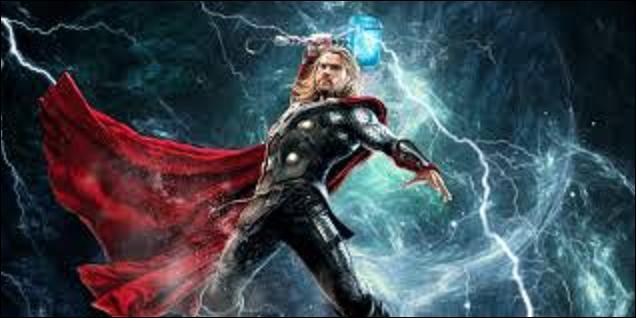 Dans la mythologie nordique, quel fils d'Odin est le dieu du Tonnerre ?