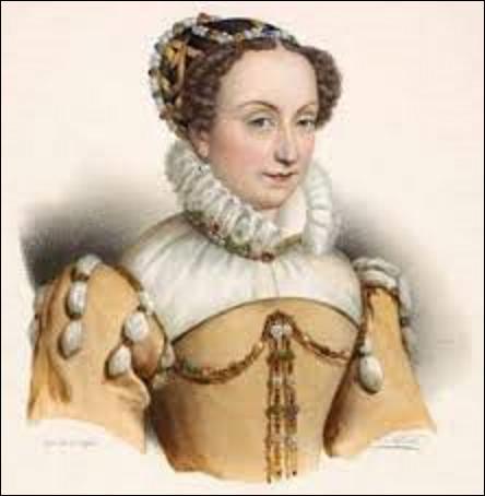 Cette dernière donne naissance, le 16 novembre 1528, à une fille nommée Jeanne III d'Albret qui deviendra la mère d'un de nos futurs rois de France ; mais lequel ? (Photo de Jeanne d'Albret).