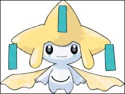 Jirachi est-il un pokemon légendaire ou fabuleux ?