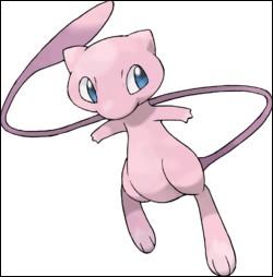 Mew est-il un pokemon légendaire ou fabuleux ?
