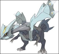 Kyurem est-il un pokemon légendaire ou fabuleux ?