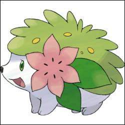 Shaymin est-il un pokemon légendaire ou fabuleux.