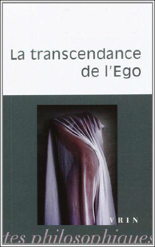 """A qui doit-on """"La transcendance de l'égo"""" ?"""