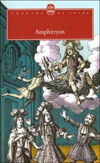 """A qui doit-on la pièce """"Amphitryon"""" ?"""