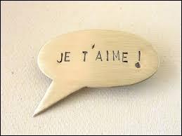 """Laquelle de ces langues exprime son amour avec """"t'estimo"""" ?"""