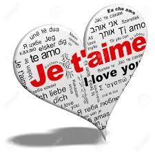 'Je t'aime' à travers le monde