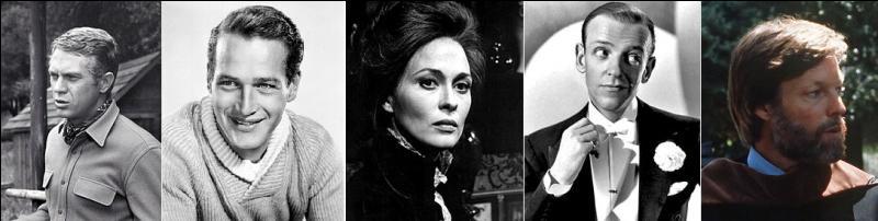 Dans quel film peut-on voir Steve McQueen, Paul Newman, Faye Dunaway, Fred Astaire et Richard Chamberlain ?