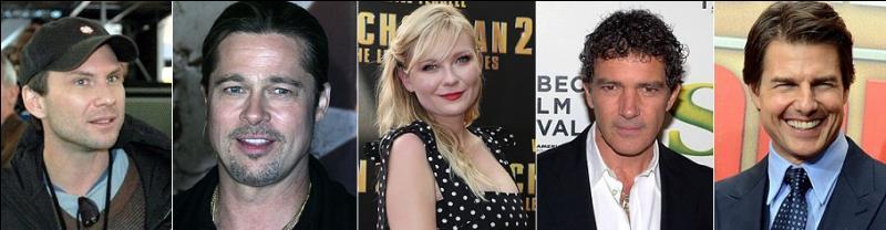 Si je vous dis Christian Slater, Brad Pitt, Kirsten Dunst, Antonio Banderas et Tom Cruise, à quel film pensez-vous ?