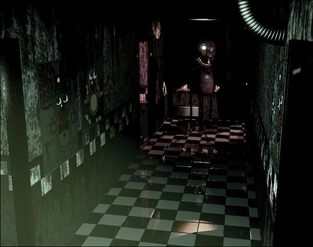 Combien y a-t-il de fantômes dans le 3e jeu ? (FNaF 3)