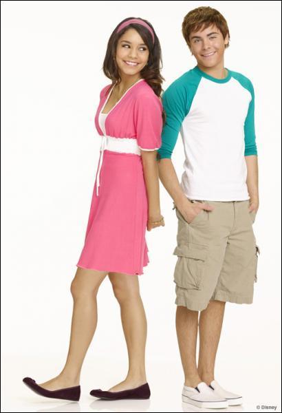 Troy & Gabriella sont...