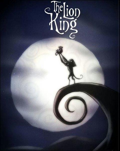 Celui-ci est assez représentatif, à quel film Disney pensez-vous ?