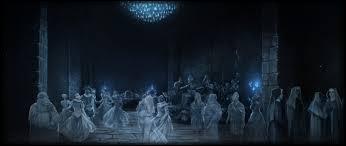 Où se rendent Harry, Ron et Hermione le jour de Halloween ?