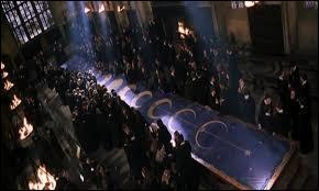 Harry, Ron et Hermione décident de se rendre au club de Duel organisé par Rogue et Lockhart. En disant à un serpent de ne pas attaquer Justin Finch-Fletchley, Harry découvre qu'il est un...